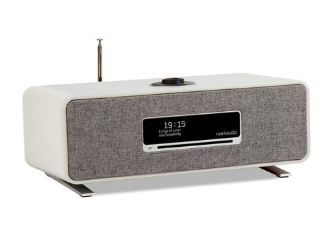 R3 Music System Soft Grey
