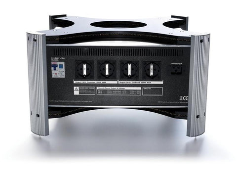 EVO3 Genesis Ultimate Power Conditioner Black