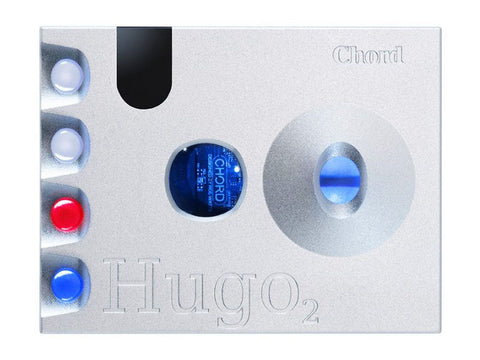 HUGO 2 DAC & Headphone Amplifier - SILVER