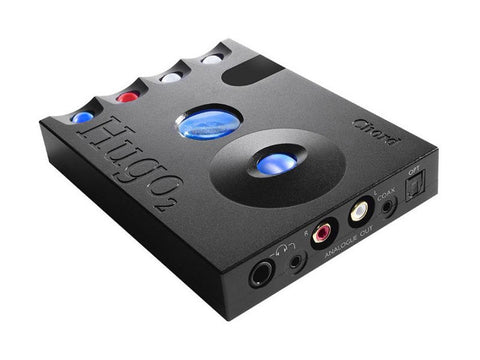 HUGO 2 DAC & Headphone Amplifier - BLACK