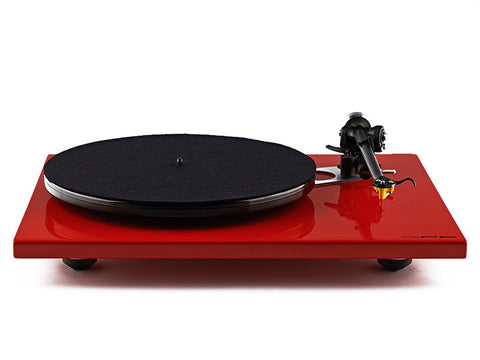 RP6 33/45rpm Belt Drive Turntable - RED