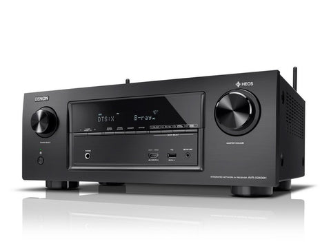 AVRX2400 7.2ch Network AV Receiver with HEOS