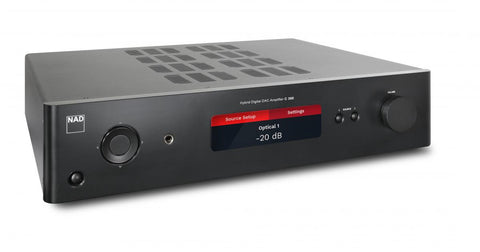 C 368 Hybrid Digital DAC Amplifier + BluOs 2i