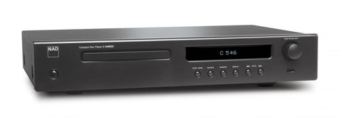 C546 CD Player AVAILABLE DECEMBER/JAN