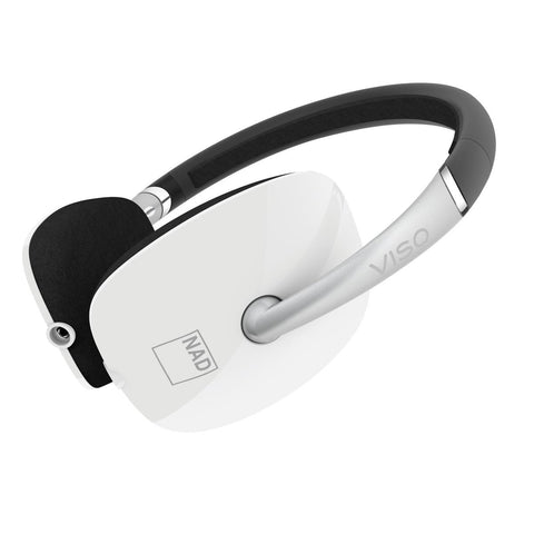 VISO HP30 On-Ear Headphones - Gloss White