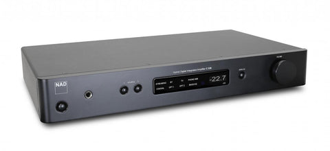 C 338 Hybrid Digital Integrated Amplifier