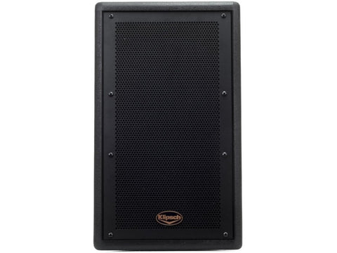 "KI-102-SMA-II Trapezoidal 8"" 2-way Black Speaker Each"
