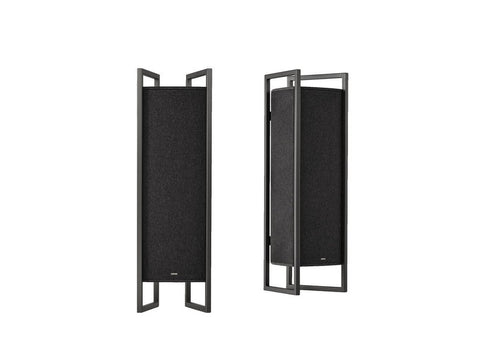 KLANG 9 Active 3-way Closed Speaker Pair Grey