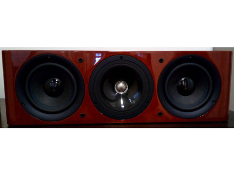 KEF Reference Series 202c Centre Speaker Cherry Pre-loved