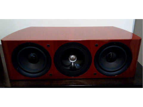 KEF Reference Series 202c Centre Speaker Cherry Ex Demo