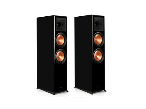 RP-8000F Floorstanding Speaker Pair Piano Black