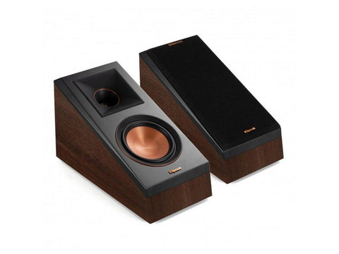 RP-500SA Dolby ATMOS Elevation Surround Speaker Pair Walnut
