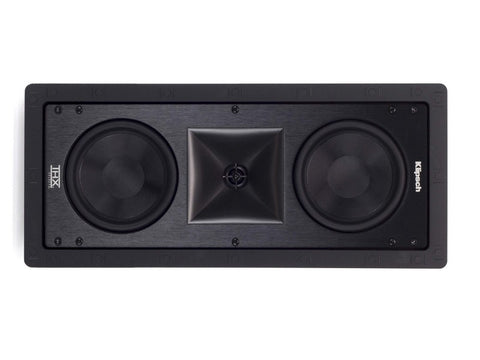 "PRO-6502-L-THX DUAL 5.25"" In-Wall Speaker single"