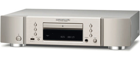 CD6006 CD Player in Silver