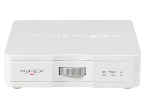 MyGROOV Phono Preamplifier WHITE