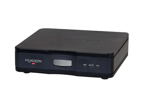 MyGROOV Phono Preamplifier BLACK