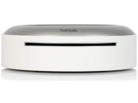 MODEL CD Wi-Fi CD Player + 2 ORB Wireless Speakers White