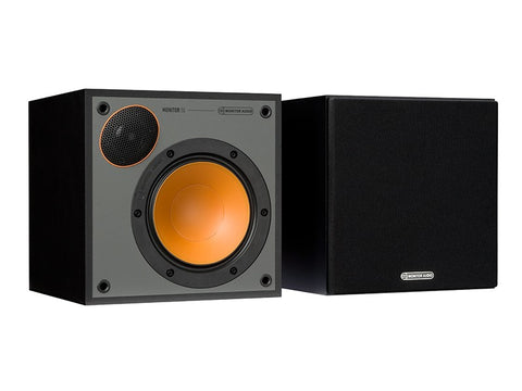 Monitor 50 Speaker Pair Black