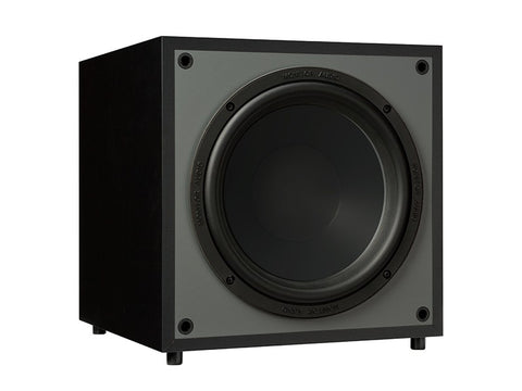 Monitor MRW-10 Powered Subwoofer Black