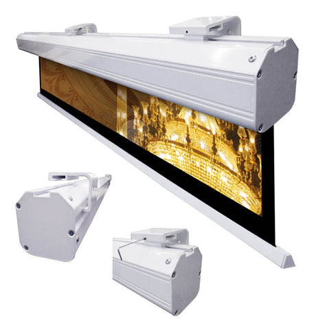 Motorised Projector Screen 100