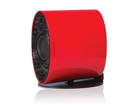 Merlin Multi Format Audio System - RED