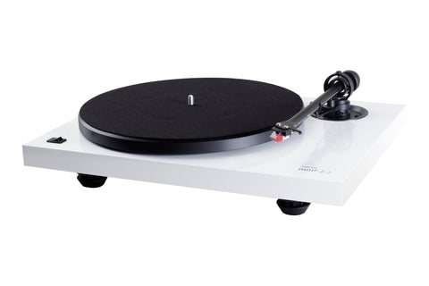 MMF 2.2 Turntable - White