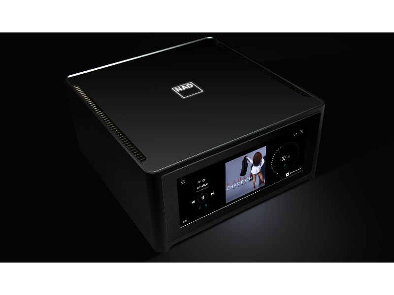 M10 BluOS Streaming Amplifier