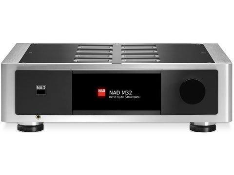 M32 Masters Series Stereo Integrated Amplifier with built-in DAC