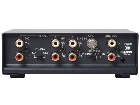 PP 4 Digital Phono USB Preamplifier