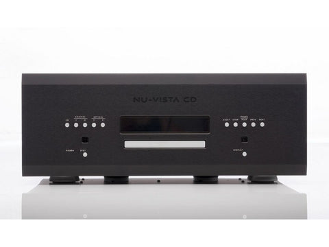 Nu Vista CD: CD Player & DAC Black