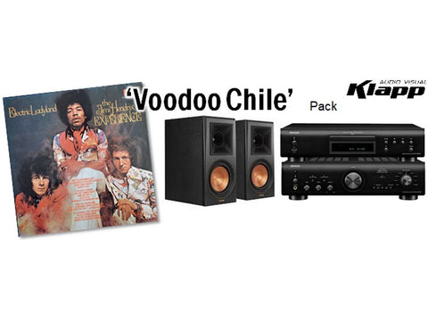 VOODOO CHILE Klipsch Denon Home Theatre Pack