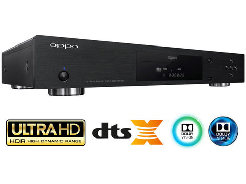 UDP-203 4K Ultra HD Blu-ray Disc Player