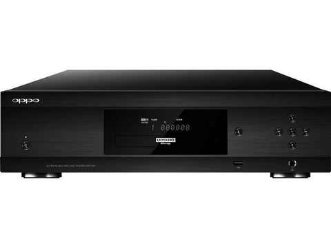 UDP-205 - 4K 3D UHD Blu Ray SACD Player