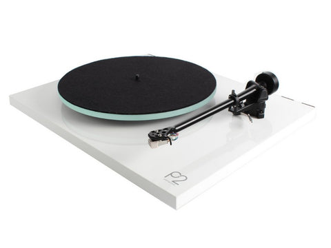 Planar 2 Turntable WHITE