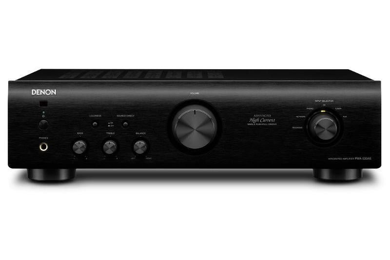 PMA520AE Integrated Amplifier Black