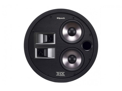 "PRO-7502-S-THX DUAL 5.25"" In-Ceiling Speaker Single"