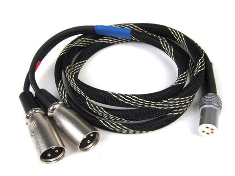 Connect It CC Phono Cable 5P to XLR 1.23m