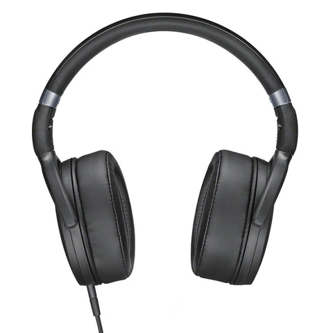 HD 4.30G Galaxy Over Ear Foldable Headphones BLACK