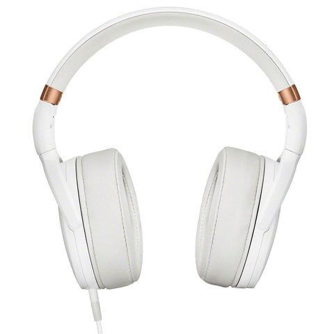 HD 4.30I iPhone Over Ear Foldable Headphones WHITE
