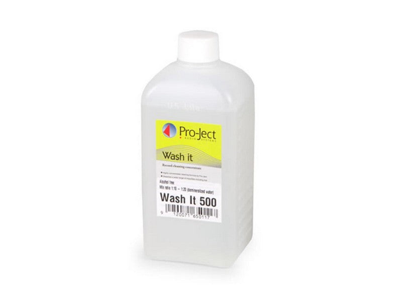 Wash It Eco-friendly Cleaning Concentrate for VC-S 500ml