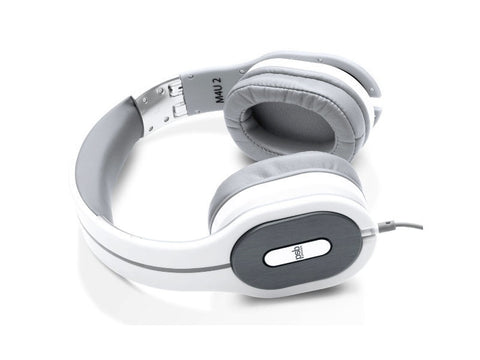 M4U 2 Headphones WHITE