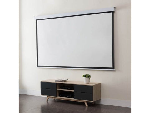 110″ Pull Down Screen (16:9)