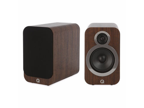 3020i Bookshelf Speaker Pair Walnut