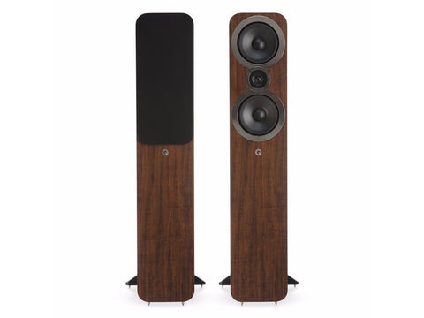 3050i Floorstanding Speaker Pair Walnut