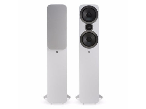 3050i Floorstanding Speaker Pair White