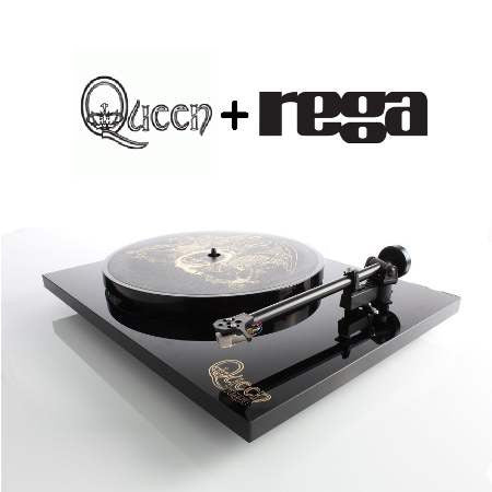 RP1 Queen- Special Limited Edition Turntable