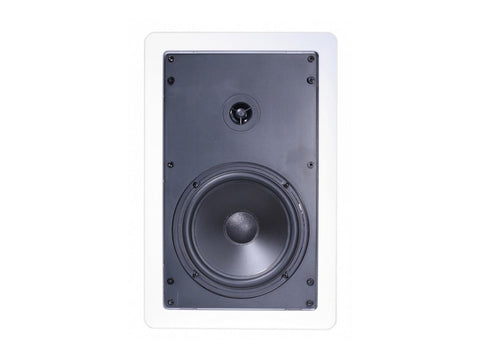R-1650-W Dynamic 2-way Speaker Single