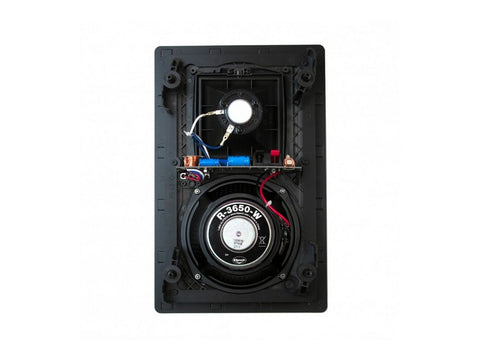"R-3650-W II 6.5"" In-Wall Speaker Single"