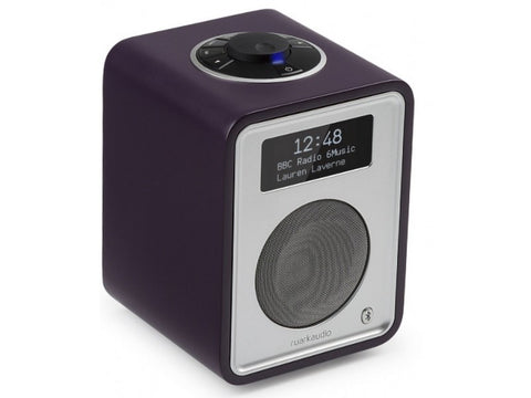R1 MkIII Deluxe Tabletop Radio Bluetooth Wild Plum