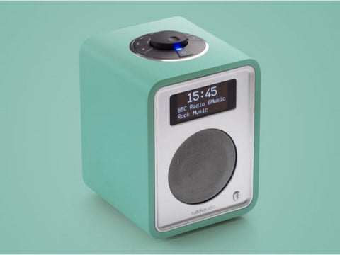 R1 MkIII Deluxe Tabletop Radio Bluetooth SEA GREEN